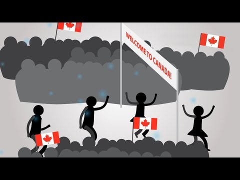 Welcome to Canada: 150 years of immigration