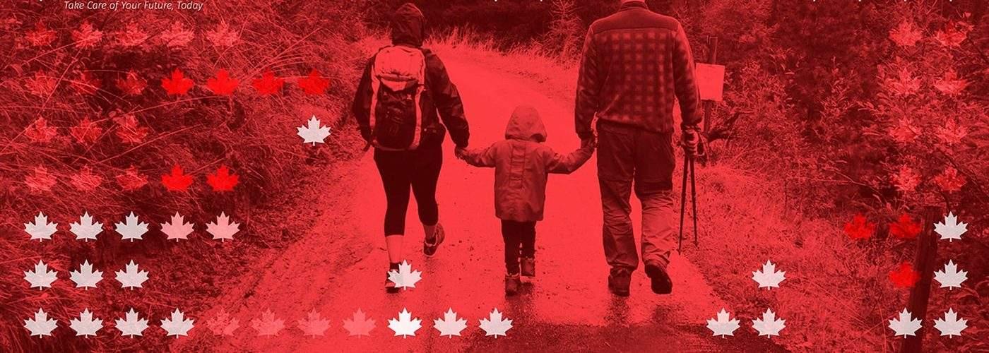 Family In Canada