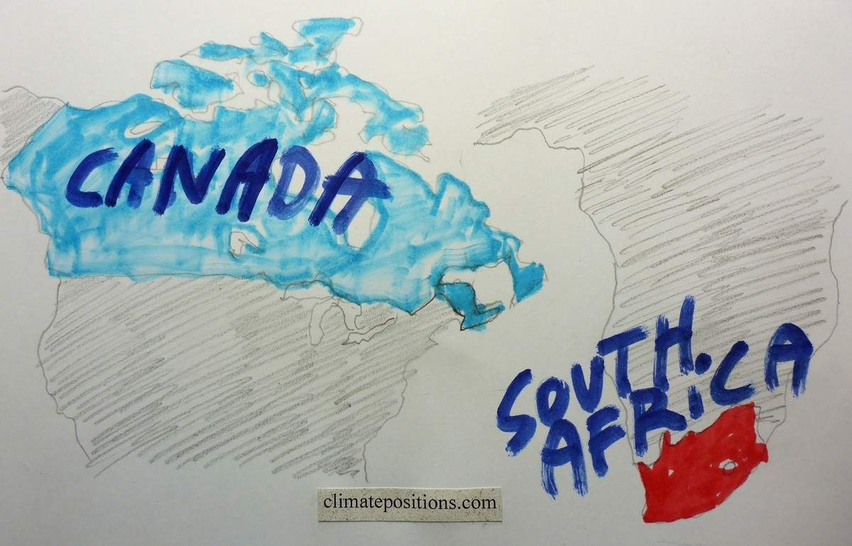 Canada & South Africa