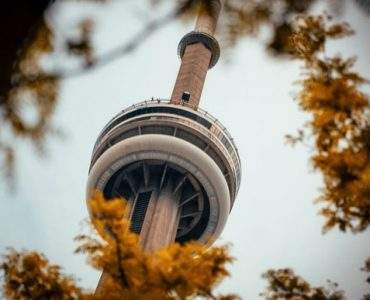 tv tower toronto